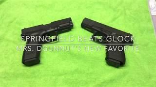 Gambar cover Springfield Beats Glock - Mrs. Dgunnut's New Favorite