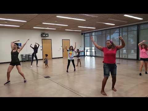 Summer Camp 2019 - Dance Girls Turn