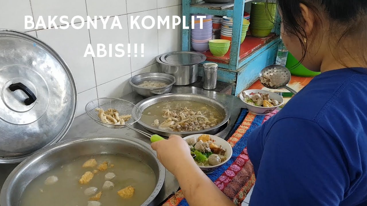 Super Lezat Kaya Rasa Bakso Sapi 68 Singkawang Artis Juga Bumbu Kuah 3 Bungkus Banyak Yg Makan Disini
