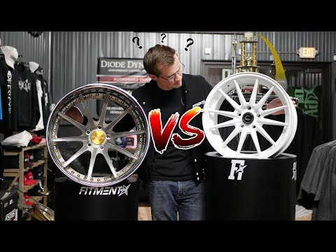 WHICH TYPE OF WHEEL SHOULD YOU BUY?