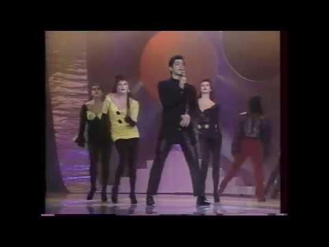 Les Ballets de Rédha, chanteur Lionel KAZAN, chanson ' Détournement de Majeur ' 1987