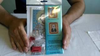 Александр Невский И010 Наборы для вышивания из бисера