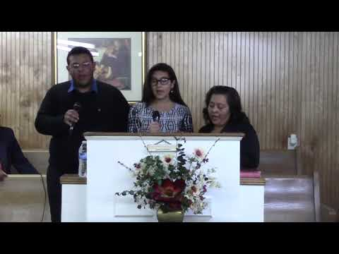 Revival Wednesday Night - Cruz Family - I Have Come By The Way Of The Cross