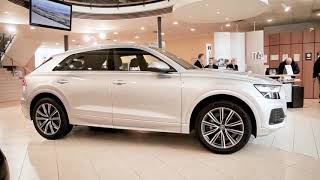 Все, що ви не знали про Audi Q8 та боялись запитати!