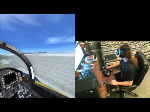 Microsoft Flight Simulator (VR Gameplay)