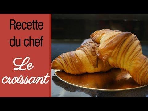 le-croissant-maison---recette-de-chef