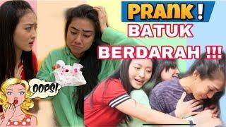 PRANK BATUK BERDARAH BIKIN TERMEHEK-MEHEK!!! | Ft. Natasha Wilona