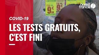 Coronavirus : les tests gratuits, c'est fini