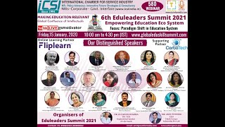 6th Eduleaders Summit 2021 : Paradigm Shift in Education System