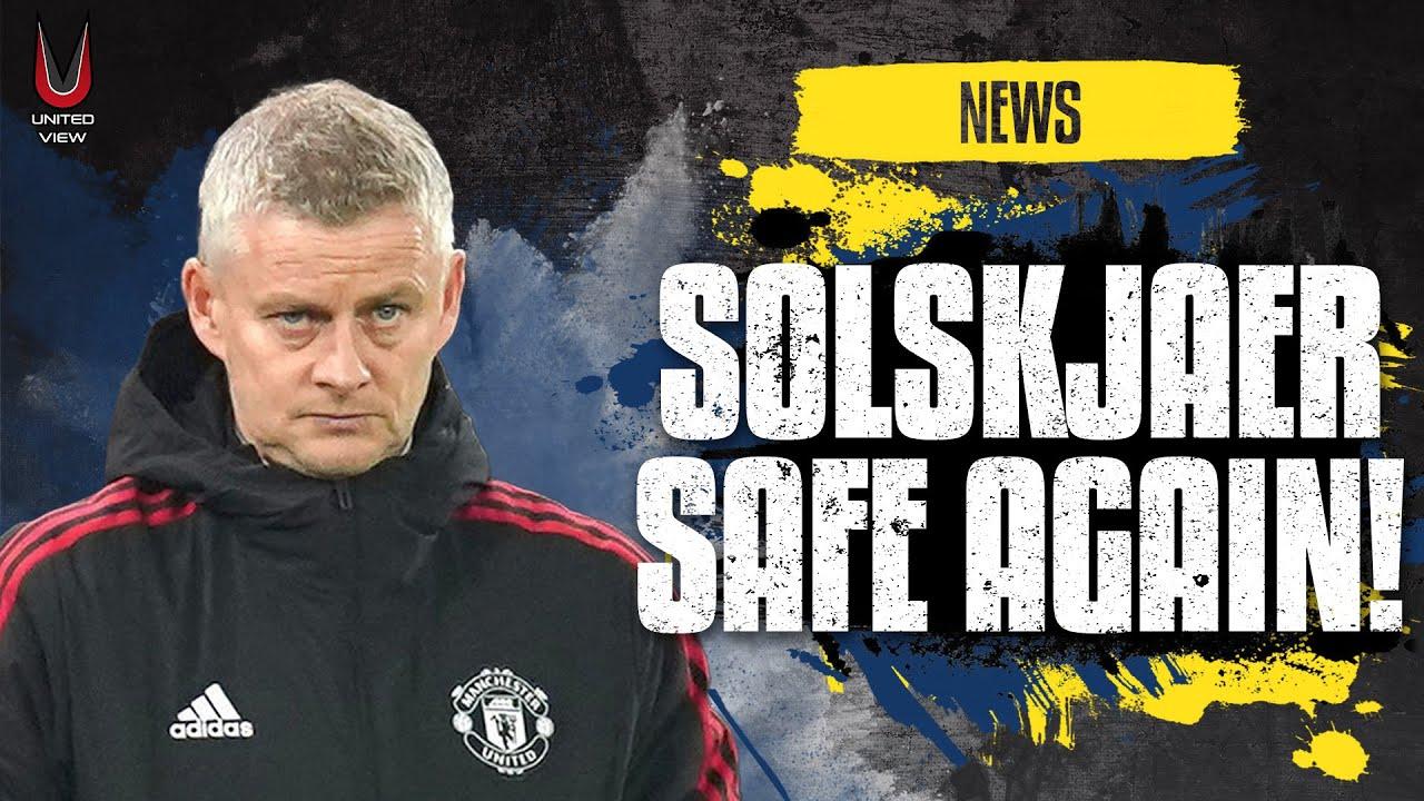 Download SOLSKJAER SAFE AGAIN! | MAN UTD NEWS UPDATE