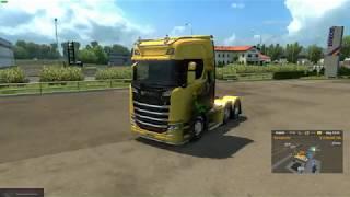 Euro Truck Simulator 2 - Dica: Desbloquear Concessionarias Facilmente
