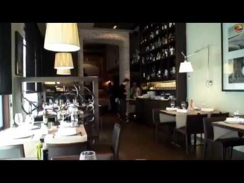 La principal restaurante en valencia youtube for La comisaria restaurante valencia