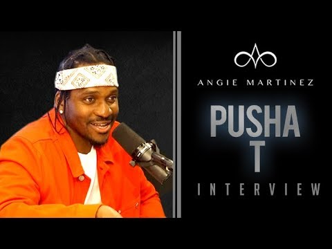 Pusha T Talks Good Music Presidency, Kanye, Nas Tour + Friday Album Release