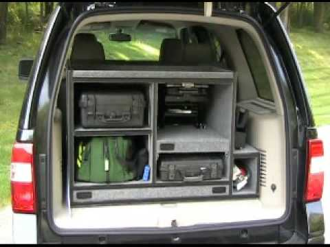 SPECIALTY WARNING SYSTEMS - 2009 POLICE EXPEDITION - YouTube