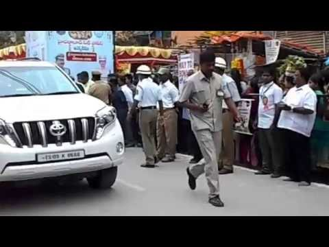 OurCM KCR at secunderabad bonalu