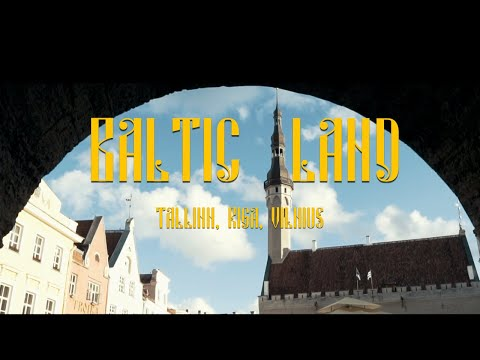 Baltic land  - Tallinn 🇪🇪 , Riga 🇱🇻 , Vilnius 🇱🇹