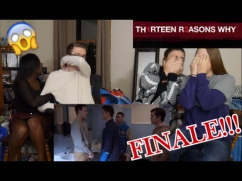 13 Reasons Why Season 2 Episode 13 (FINALE) - Bye - REACTION!!