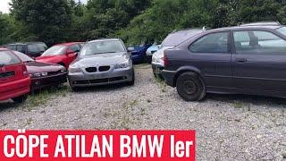 Almanya Çöpe Bırakılan Arabalar I Seç Al Bedava !!
