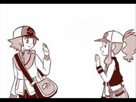Pokemon Black and White - Departing Ways