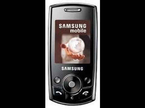 Samsung SGH-J700 ringtones on SoundFond Player
