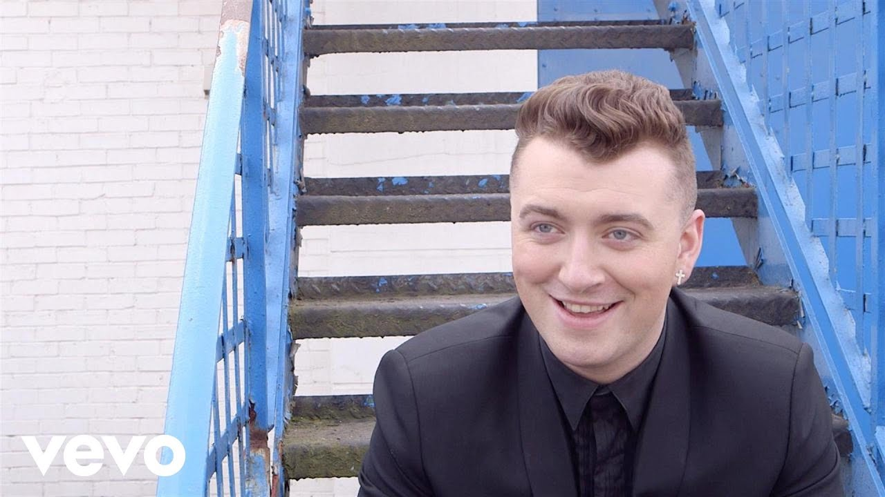 Download Sam Smith - Behind The Scenes - Make It To Me - (Live) - Stripped (Vevo LIFT UK)