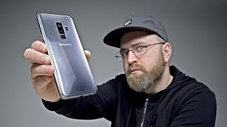 samsung galaxy s9 hands on