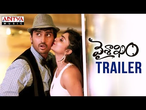 Vaisakham Movie Theatrical Trailer || Harish, Avanthika || D.J.Vasanth