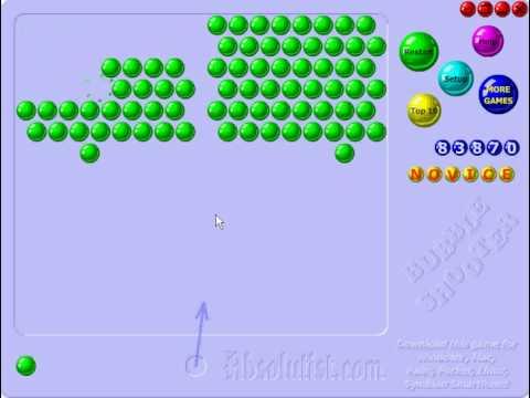 bubbles играть онлайн