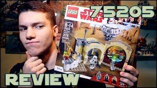 Lego Star Wars 75205 Mos Eisley Cantina Review | Обзор на ЛЕГО Звездные Войны 75205 Бар Мос Эйсли