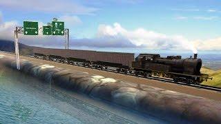 Cargo Trains Simulator - Simulasi Kereta Api Kargo
