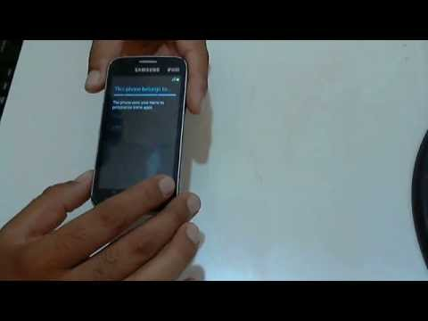 How To Hard Reset Samsung Galaxy Star Pro GT-S7562