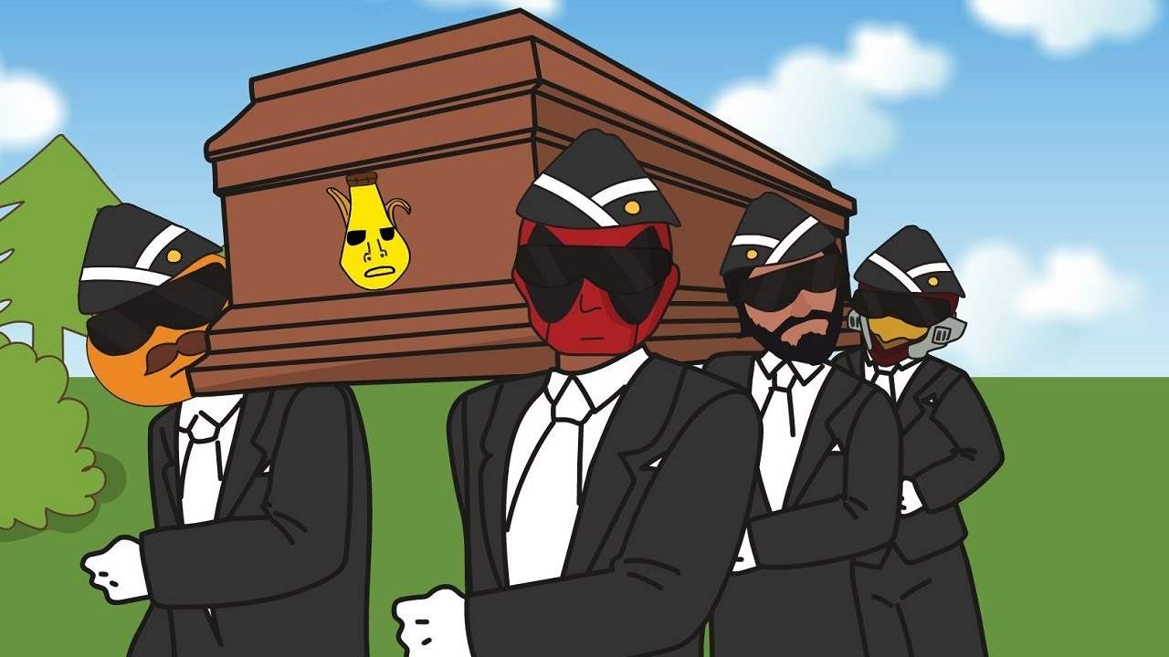 Fortnite Animation COFFIN DANCE MEME (Parody)