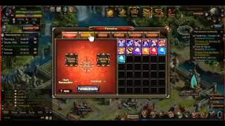 Legends Online - Como upar poder
