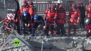 La cifra de muertos por el terremoto en Turquía aumenta a 35