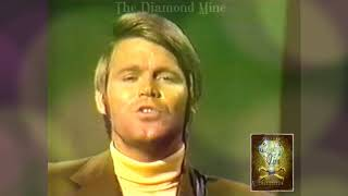 "Glen Campbell ~ ""Wichita Lineman"" (1968) Live! ORIGINAL-Upgrade! BEST ON YOU-TUBE!"