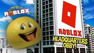 Roblox: HEAD QUARTERS Obby! | Grapefruit