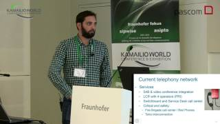 Kamailio World 2016 - Telephony Evolution At CERN