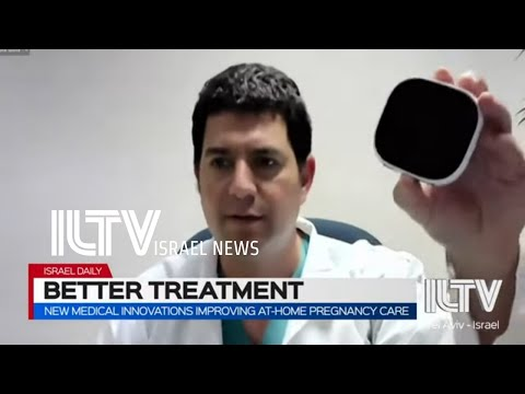 New Medical Innovations Improving At-home Pregnancy Care - Avi Tsur, M.D.