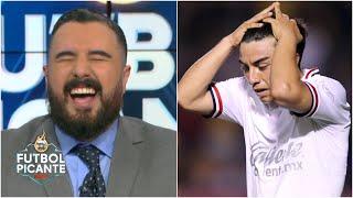 CHIVAS GOLEADAS 3-0 ante Tigres en Liga MX y Álvaro Morales se burla y lo disfruta | Futbol Picante