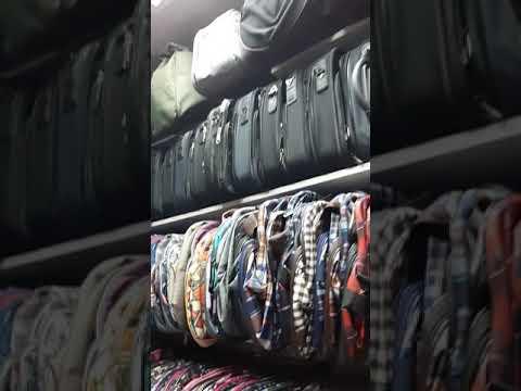 сумки и чемоданы садовод Линия  29 павильон 81