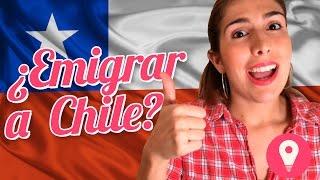 Quieres Emigrar a Chile? (Documentos necesarios)