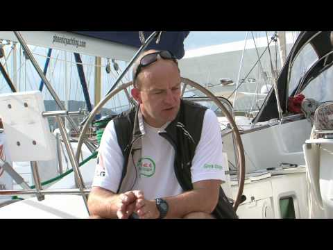 Ian Walker on Volvo Russian Sailing Week .Interview part 3