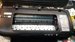Заміна друкуючої голівки HP Offisejet 7000 Wide Format