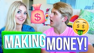 HOW WE MAKE MONEY & AFFORD TO TRAVEL!