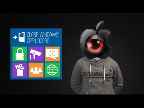 Слежка операционных систем. Apple, Microsoft..., вектор их развития, а также иных корпораций.