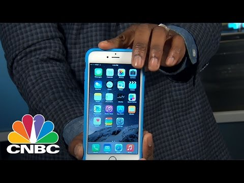 iPhone 6 Unboxing: First Impressions | CNBC