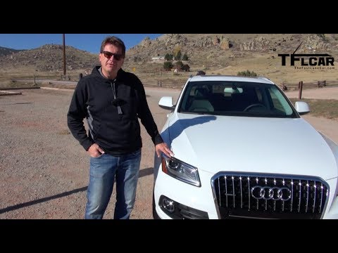 2017 Audi Q5 Tdi Quattro 0 60 Mph Drive And Review