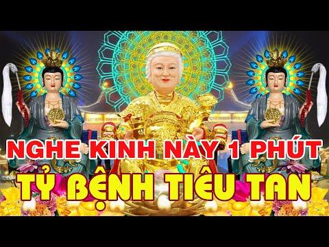 Mỗi Ngày Mở Kinh Phật Này BỆNH TẬT TIÊU TAN Rước Lộc Vào Nhà Sức Khỏe Bình An May Mắn !