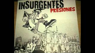 INSURGENTES - PRESIONES (DISCO)