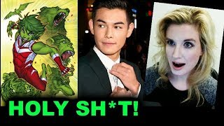 Ryan Potter is Beast Boy - Titans TV Show